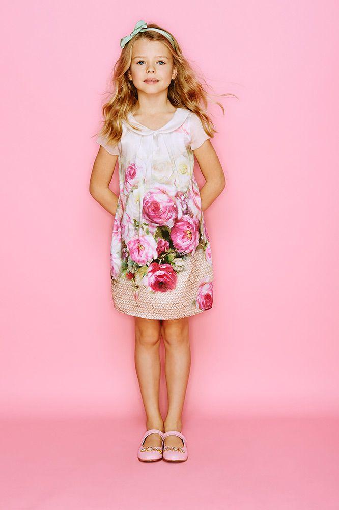 14 best monalisa images on pinterest kids fashion child fashion and dresses for girls - Monalisa moda infantil ...
