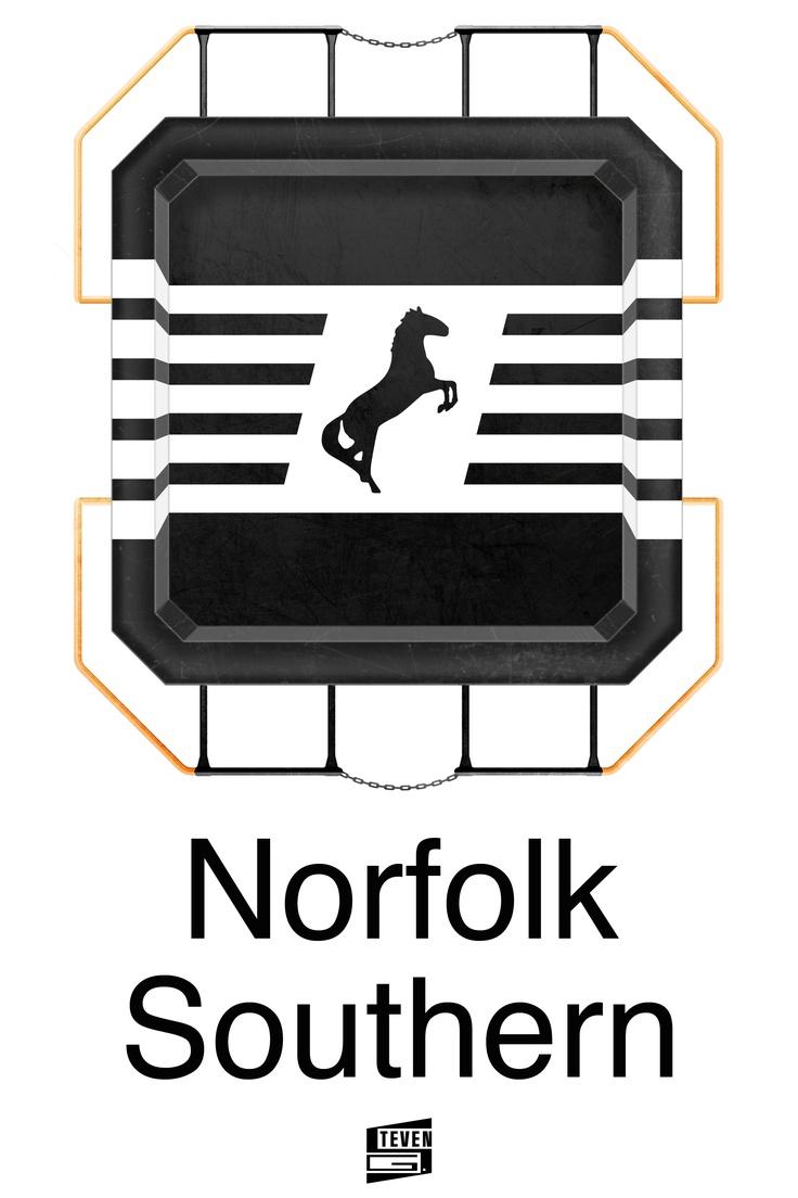 32 best Norfolk Southern Railroad images on Pinterest | Norfolk ...