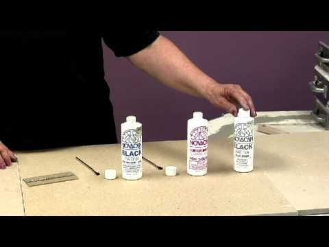 Stained Glass Supplies: Understanding Foils and Patinas