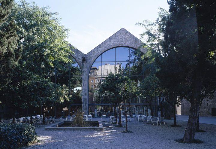 Museo marítimo drassanes de Barcelona