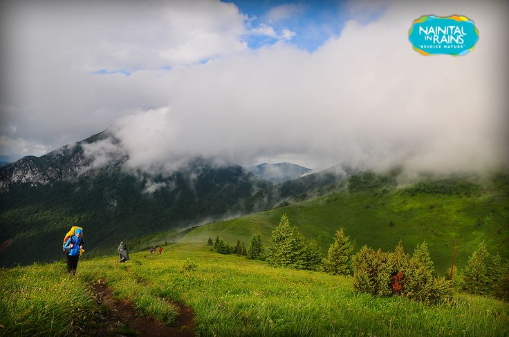 Any trekking experience is fulfilling only when you experience the feeling of being one with nature.