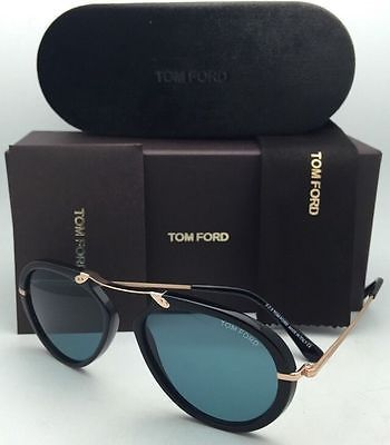 TOM FORD AARON TF473/01V AUTHENTIC SUNGLASSES WoW!