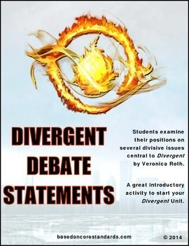 The Differences and Similarities of the Book Divergent Essay Sample