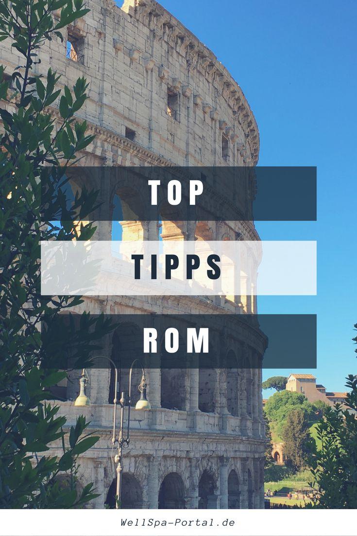 Top Reisetipps für einen echten WowTrip bei einer Städtereise nach Rom. Genuss in Sachen Citytrip und Kurzurlaub in der ewigen Stadt Rom in Bella Italia. Heute im Video Format