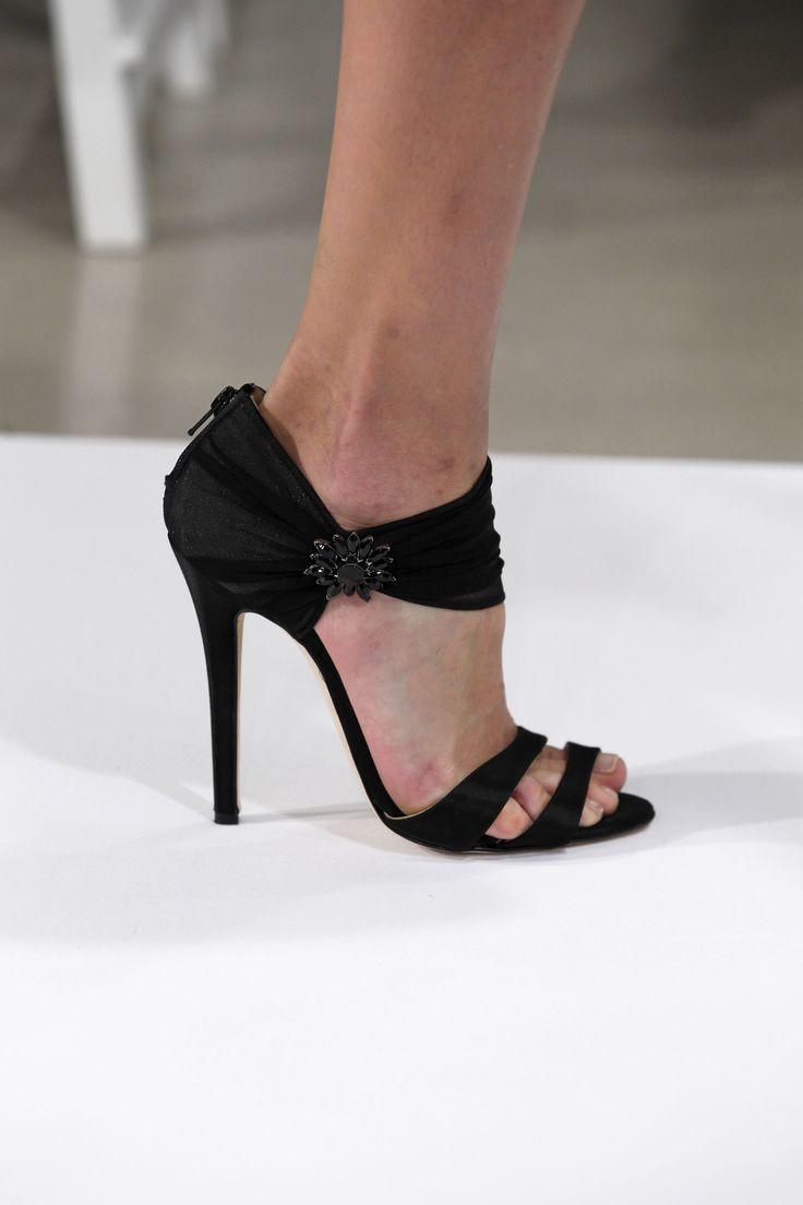 Oscar de la Renta shoes spring 2014.