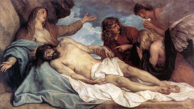 Θρήνος του Χριστού