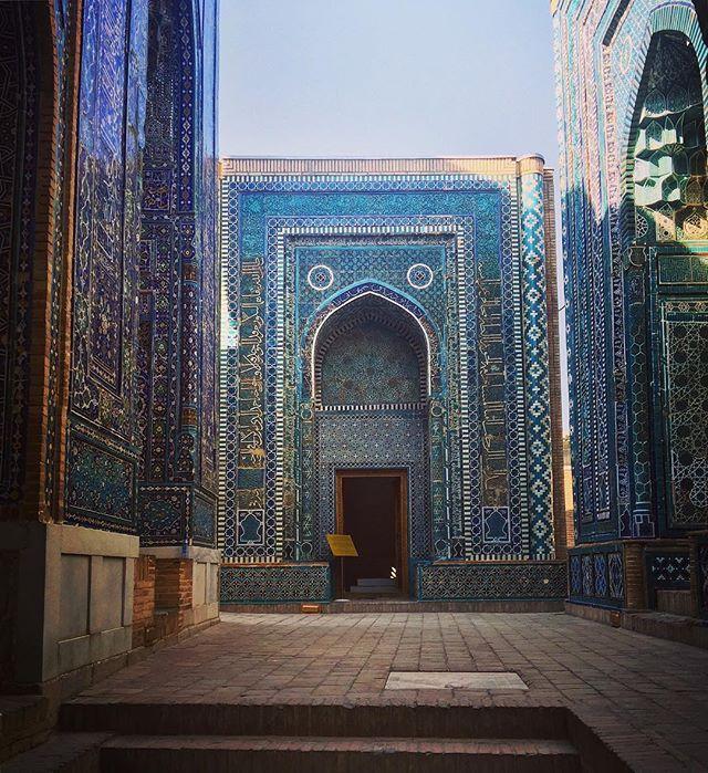 Samarqand Uzbekistan Travel Photos Instagram Old City
