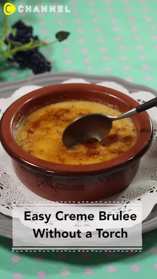 """Search Results for """"creme brulee"""" - C CHANNEL is online video fashion magazine for women"""