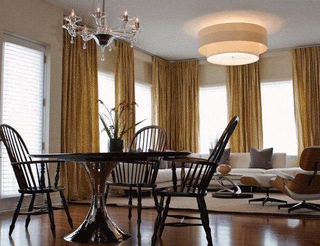 Золотые #шторы #ткань #домашнийтекстиль #текстиль #дом #дизайн #интерьер #золотой