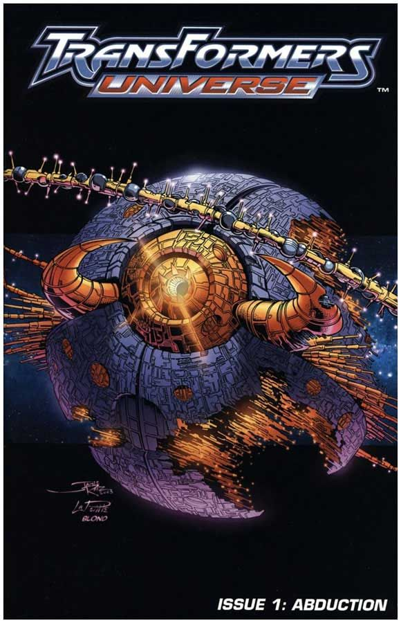 Super rare: Transformers Universe #1: OTFCC Unicron Variant. Click the pic and find out more...