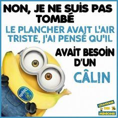25 best ideas about les minions en fran ais on pinterest images minion citations dr les. Black Bedroom Furniture Sets. Home Design Ideas