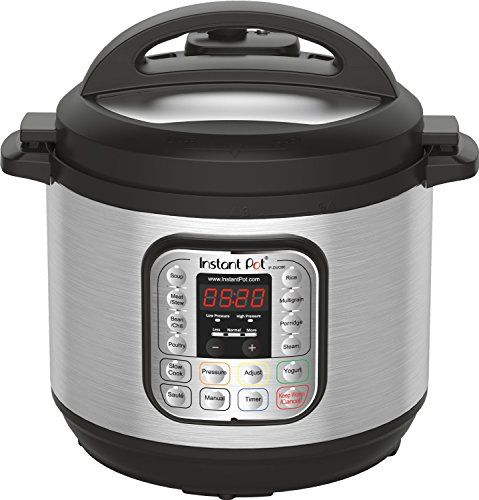 #Instant #Pot IP-DUO50 Multi-Functional #Pressure #Cooker, 5Qt/900W DUO80 7-in-1 programmable #pressure #cooker 8Qt/1200W Latest generation technology https://food.boutiquecloset.com/product/instant-pot-ip-duo50-multi-functional-pressure-cooker-5qt-900w/