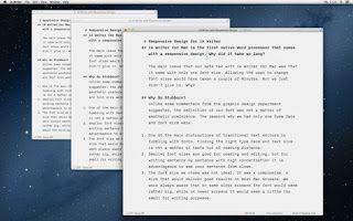 Kreativt skrivande: Skrivappar för dig som skriver på ipad