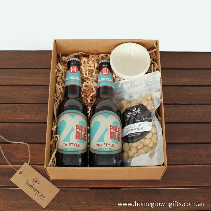Our new craft beer gift hamper contains one of Queensland's finest handcrafted beers from Burleigh Brewing, a local brewery producing great qua...