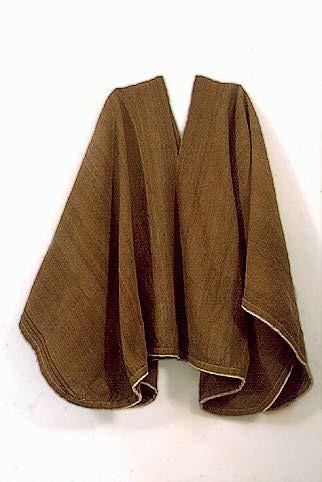 Artesania Chilena Poncho en lana de alpaca (1region)