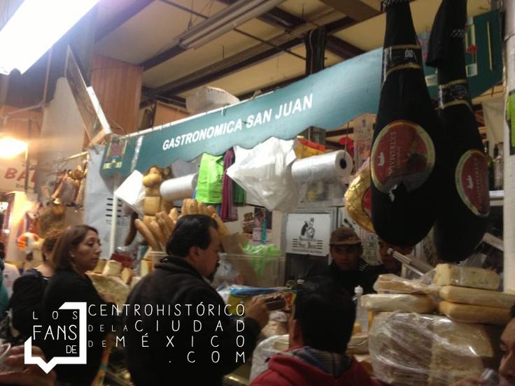#Mercado #San #Juan #Centro #Historico #Ciudad #Mexico #CiudaddeMexico #ErnestoPugibet #21 #df #Comida #queso #español