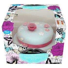 Asda Princess Cake Decorations : Pin Asda Chosen By You Mother s Day Celebration Cake ?6 ...