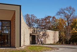Arcus Center For Social Justice Leadership At Kalamazoo College, Kalamazoo, 2014 - Studio Gang Architects