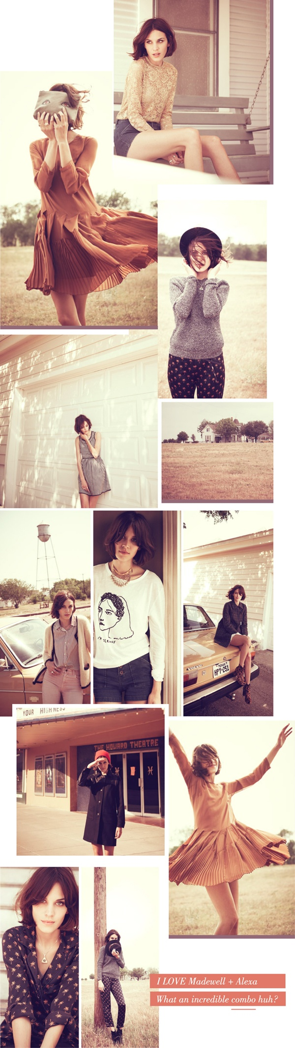 Alexa Chung, you are killing it this year