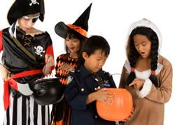 Autumn holidays like Halloween and Harvest Day are fun times for children of all ages, who can dress up in costumes, enjoy parties, enjoy fall fruits and vegetables, and eat yummy treats. These celebrations also provide a chance to give out healthy snacks, get physical activity, and focus on safety.  Check out these tips to help make the festivities fun and safe for trick-or-treaters and party guests.