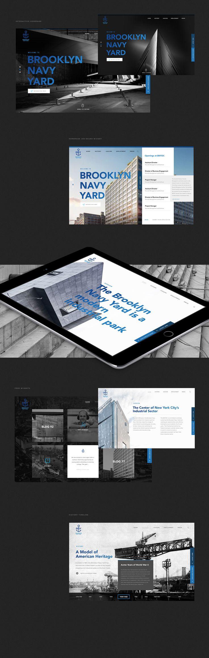 A design pitch for Brooklyn Navy Yard.