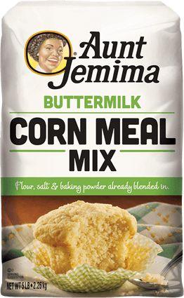 Buttermilk Corn Meal Mix