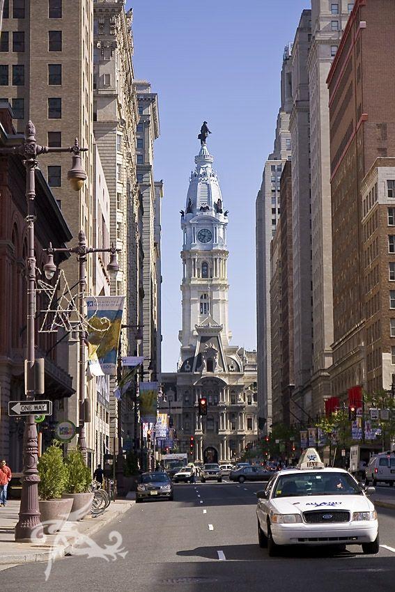 USA East Coast Road Trip / Tag 4 / Philadelphia-NYC / Von der Unentdeckten in die Megacity