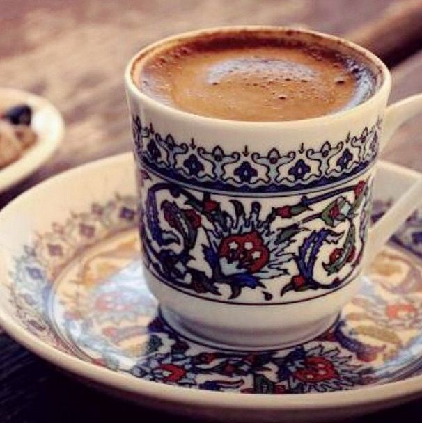 {Recette Turque} Le bon café turc original ! | Le Blog d'Istanbul