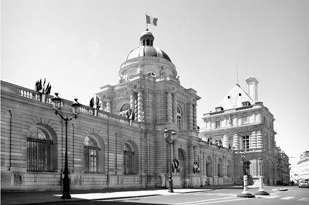 Palais du Luxembourg - façade nord © Sénat
