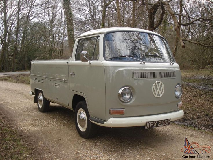 60 best vw type 2 pick up images on pinterest buses busses and canisters. Black Bedroom Furniture Sets. Home Design Ideas
