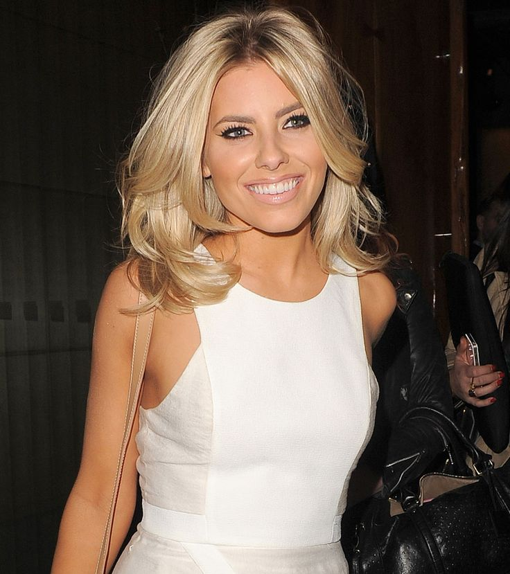 Mollie King. Gorgeous colour, soft and modern style