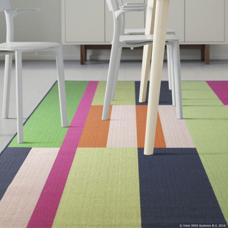 Havns tepih veselim e bojama o ivjeti svaki prostor for 27 x 41 cadre ikea