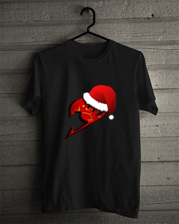 fairy tail christmas tshirt for men and women size by Starttliving