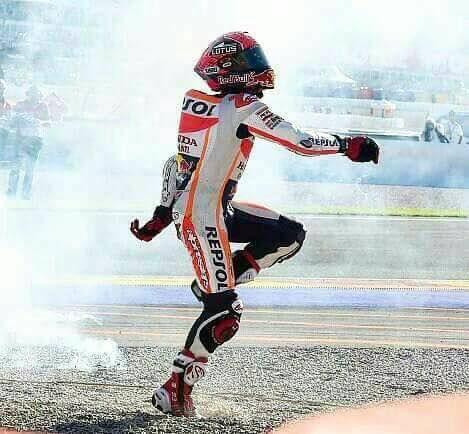 Marc dancing in Valencia.