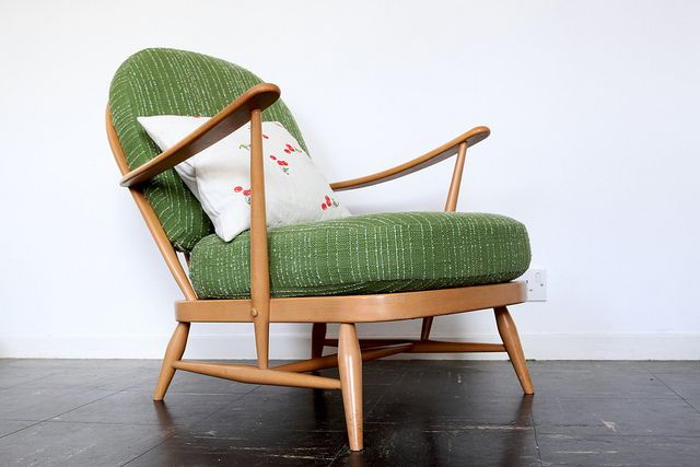 ercol chair model 203 by celie, via Flickr