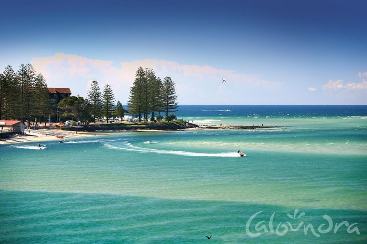Caloundra is a beachside city located at the southern end of the Sunshine Coast. Caloundra has 6 stunning beaches and is just an hour drive from Brisbane.
