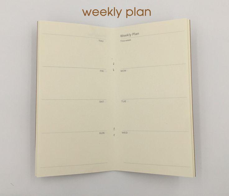 Aliexpress.com: Comprar Kraft cuaderno de papel en blanco de la vendimia diario el bloc de notas diario notebook de viaje organizador planificador de papel relleno de relleno de cuaderno de papel fiable proveedores en MaoTu Notebooks & Diaries Store