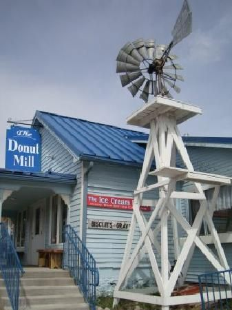 Best donuts and breakfast burritos! Yummy biscuits and gravy too!  Woodland Park, CO