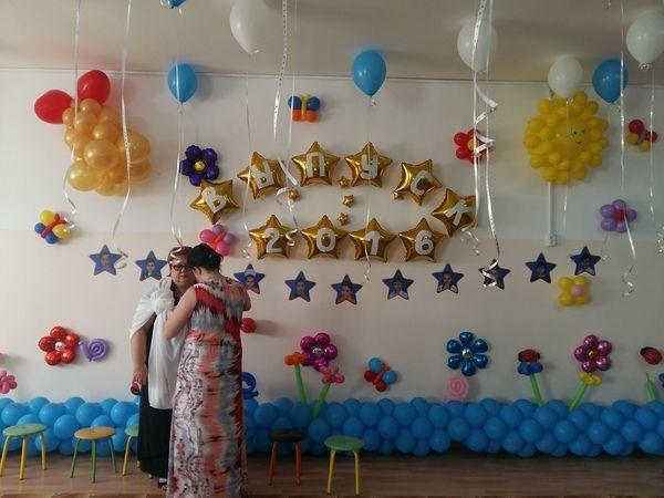 Выпускной в детском саду - Оформление детских садов, школ, сцен - Клуб…