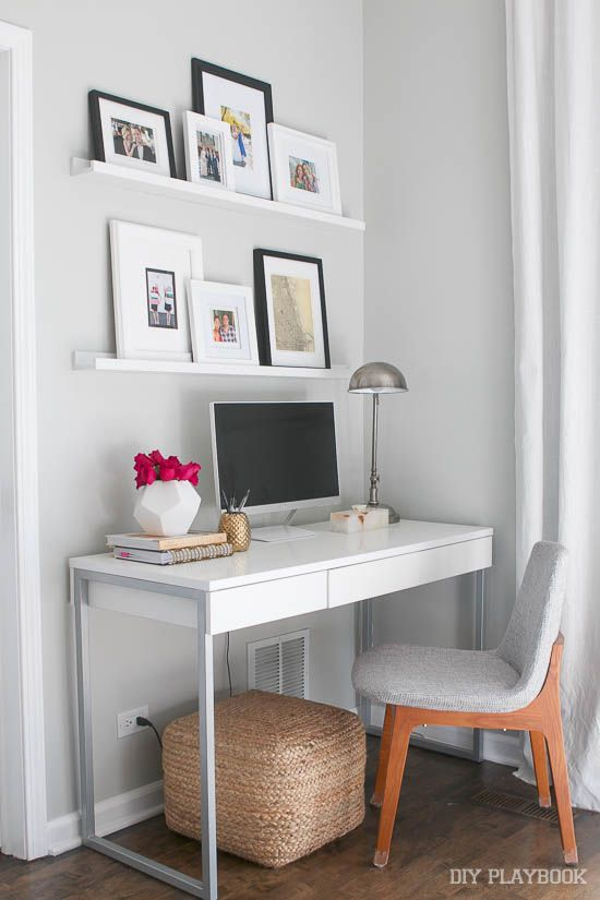 Home offices are one of my favorite spaces to organize, as even simple updates can dramatically change a person's work flow and attitude. An...