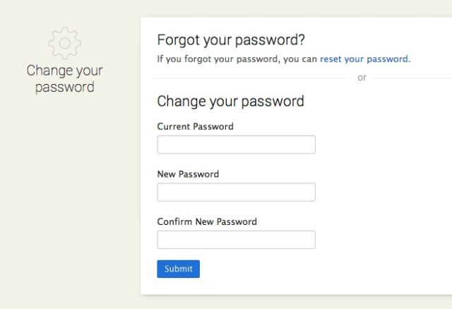 How to Change Your Username or Password?