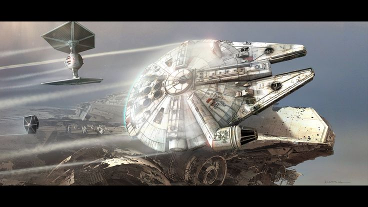 ILM Star Wars The Force Awakens Concept Art - Imgur
