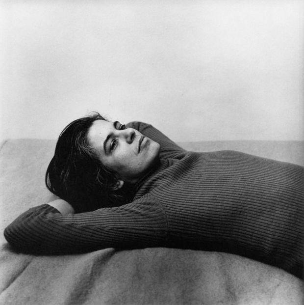 Peter Hujar: Susan Sontag, 1979