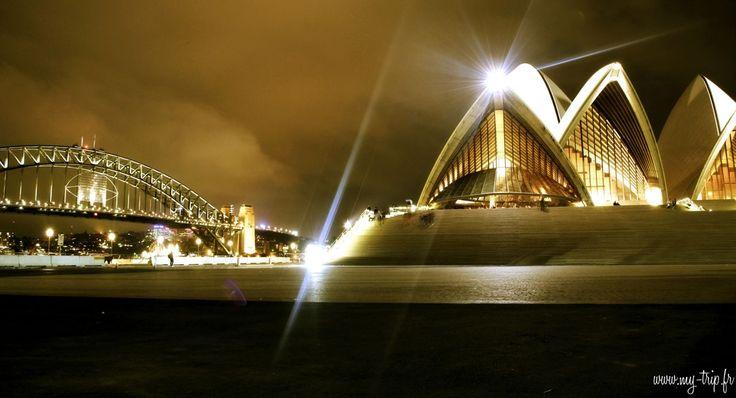 Les coulisses de l'opéra de Sydney, activités à Sydney