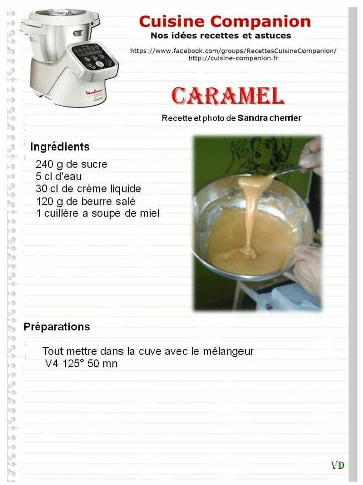 Caramel au Companion