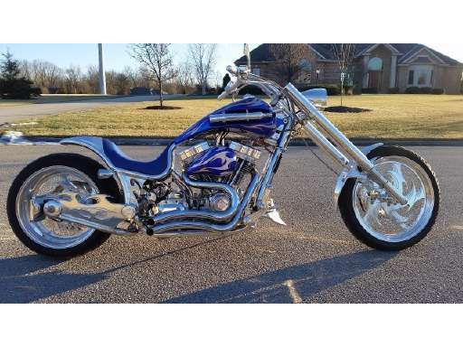 2003 Bourget Fat Daddy CHOPPER in Fort Wayne, IN