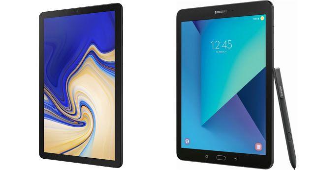 Galaxy Tab S4 Vs Galaxy Tab S3 Samsung Samsung Tab S New Tablets