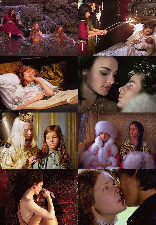a list of favorite fairytale adaptations:La belle endormie (Sleeping Beauty), France, 2010