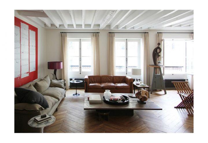 Le migliori 25 idee su travi dipinte su pinterest interior design per camere da letto - Posto letto parigi ...