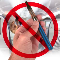 Four Reasons NOT To Stealth Vape On A Plane #HaloCigs